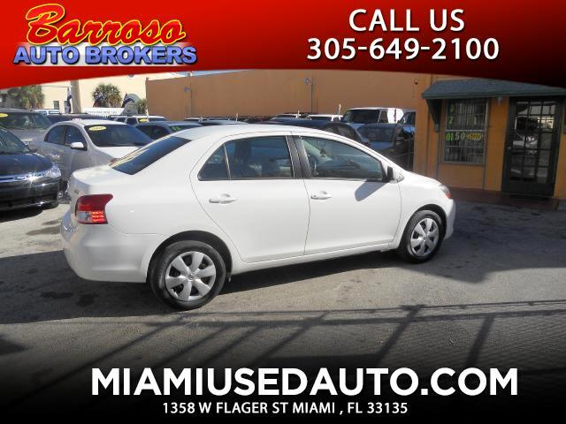 2011 Toyota Yaris Sedan 4-Speed AT