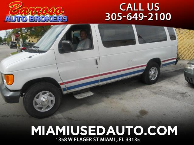 2002 Ford Econoline E250 Extended