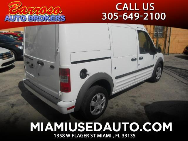 2011 Ford Transit Connect Cargo Van XL LWB w/Rear 180 Degree Door