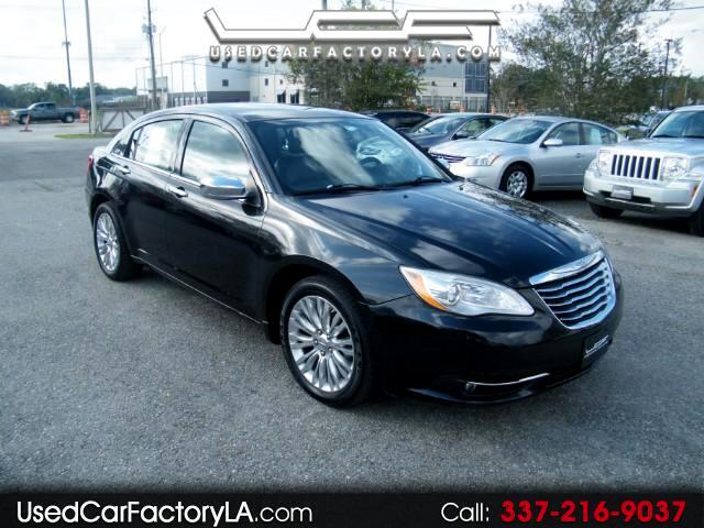 2011 Chrysler 200 Limited
