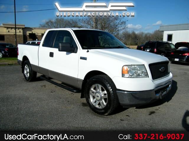 2006 Ford F-150 XLT SuperCab 2WD