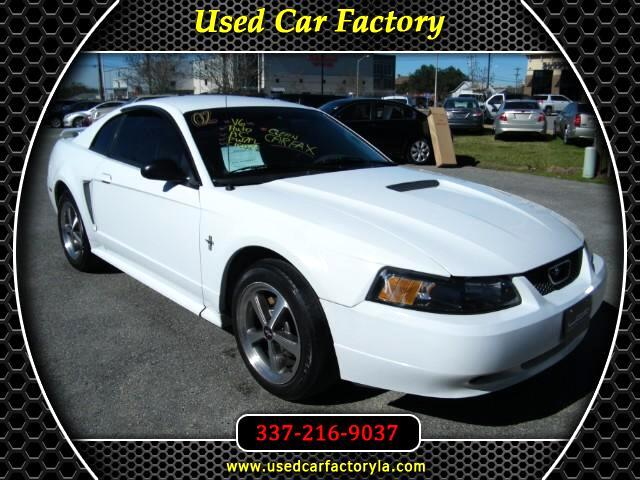 2002 Ford Mustang Premium Coupe