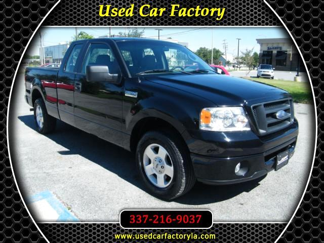 "2006 Ford F-150 2WD SuperCab 145"" STX"