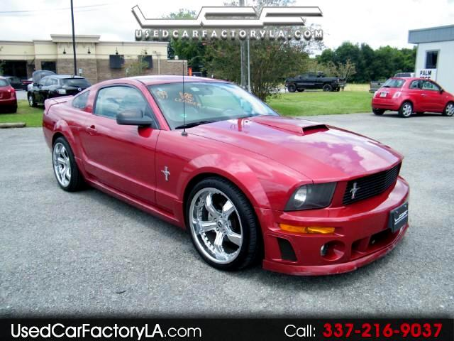 2009 Ford Mustang Deluxe