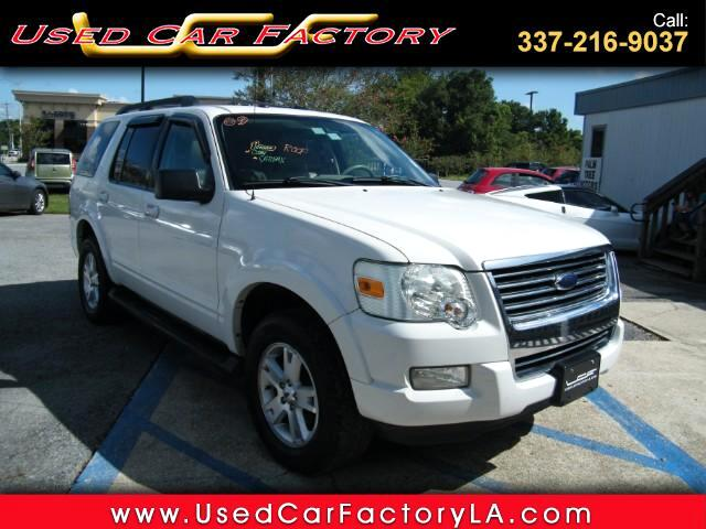 2009 Ford Explorer XLT 4.0L 2WD