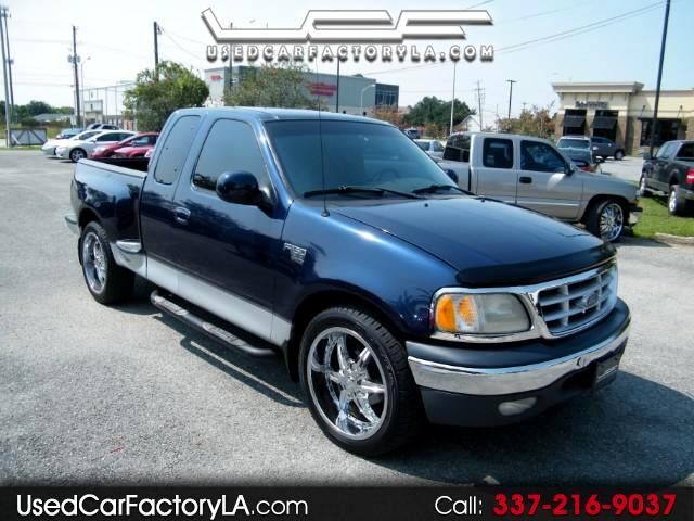 "2003 Ford F-150 2WD Supercab 133"" XLT"