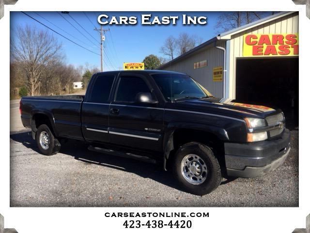 2003 Chevrolet Silverado 2500HD Ext. Cab Long Bed 4WD