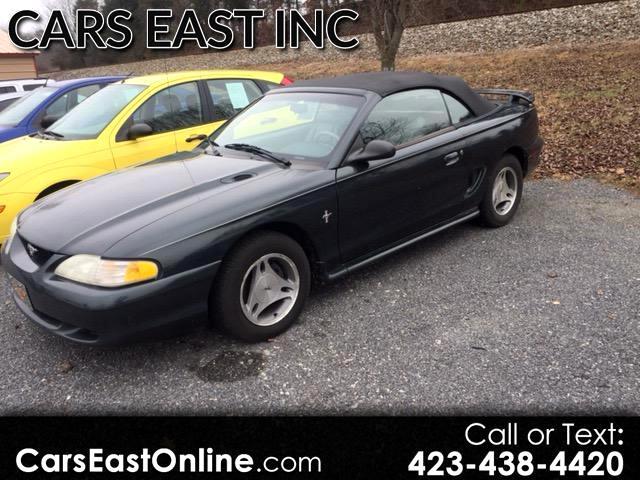 1998 Ford Mustang 2dr Conv V6 Premium