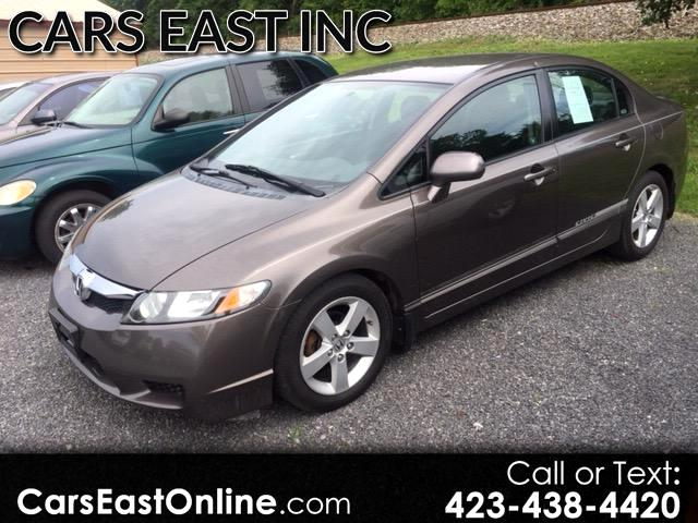 2009 Honda Civic LX Sedan AT