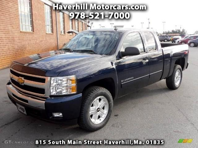 2010 Chevrolet Silverado 1500 LT Ext. Cab Short Bed 4WD