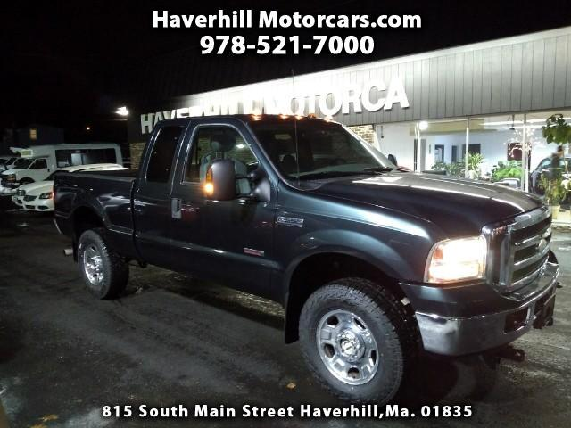 2006 Ford F-350 SD XLT 4WD DRW