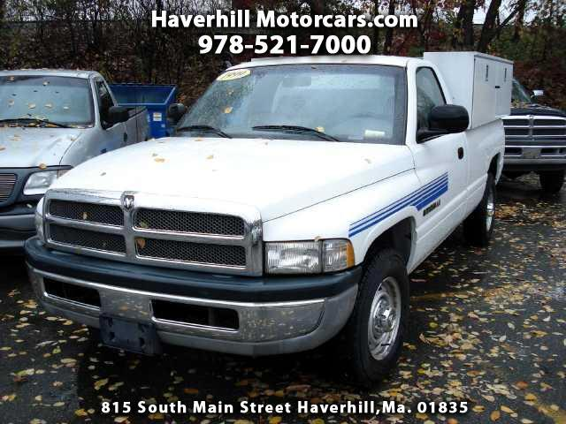 1999 Dodge Ram Pickup 2500 ST Long Bed 2WD