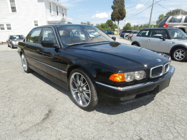 2000 bmw 7 series 740il for sale cargurus. Black Bedroom Furniture Sets. Home Design Ideas