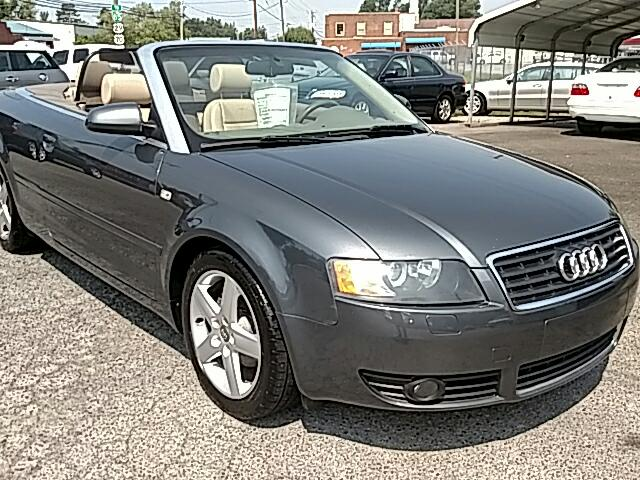used 2004 audi a4 for sale in thomasville nc 27360 curry bros auto sales. Black Bedroom Furniture Sets. Home Design Ideas