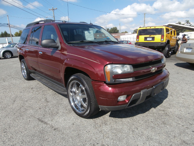 used 2005 chevrolet trailblazer for sale in thomasville nc 27360 curry bros auto sales. Black Bedroom Furniture Sets. Home Design Ideas