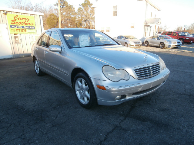 Used 2004 mercedes benz c class c320 sport sedan for sale for 2004 mercedes benz c320
