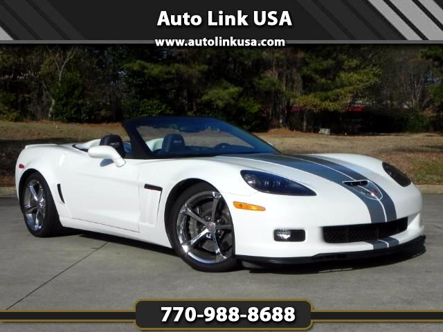 2013 Chevrolet Corvette 4LT Grand Sport