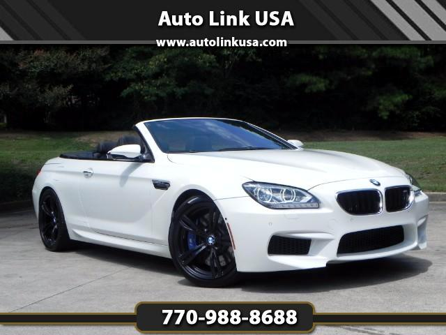 2014 BMW M6 Competition Convertible