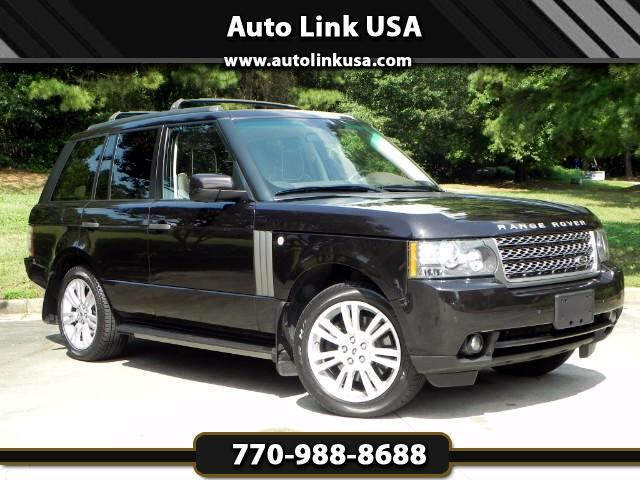 2010 Land Rover Range Rover HSE Luxury
