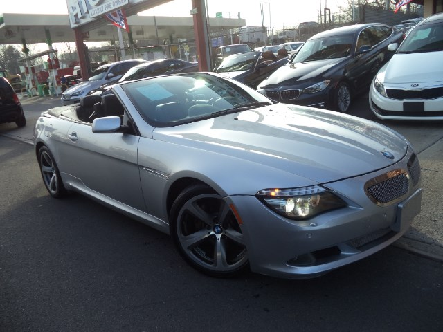 2009 BMW 6-Series 650i Convertible SPORT