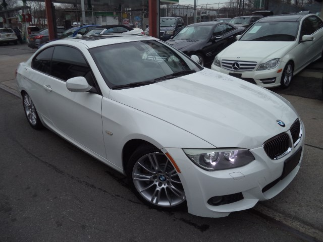 2012 BMW 3-Series 335i Coupe M-SPORT