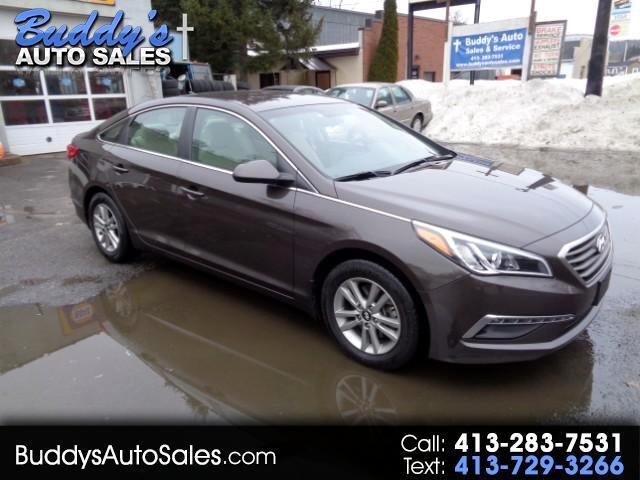 2015 Hyundai SONATA SE/