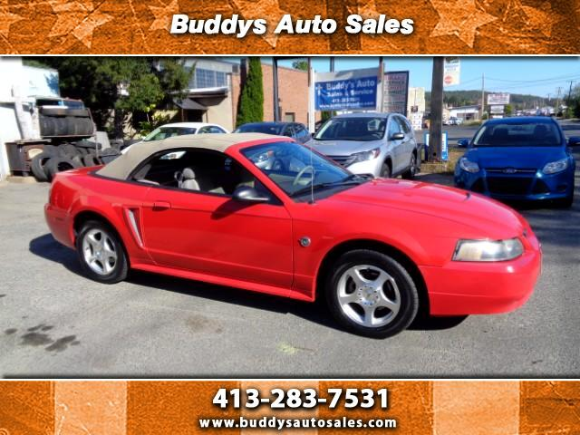 2004 Ford Mustang Deluxe Convertible