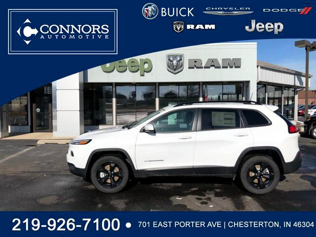 2018 Jeep CHEROKEE L Limited 4WD