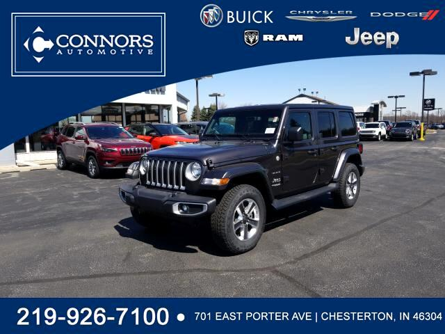 2018 Jeep WRANGLER U Unlimited Sahara