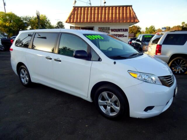 2011 Toyota Sienna LE 8-Pass