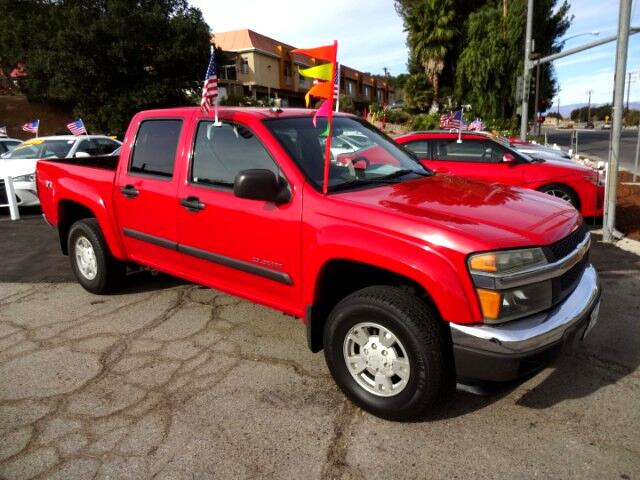 2004 Chevrolet Colorado Z71 Crew Cab 2WD