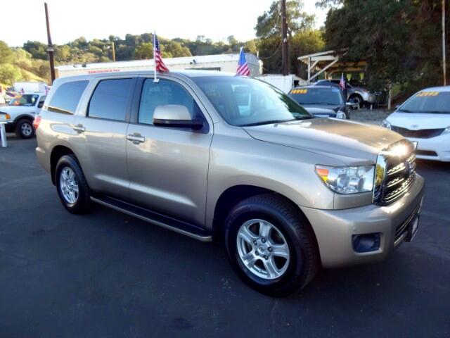 2008 Toyota Sequoia SR5 5.7L 2WD