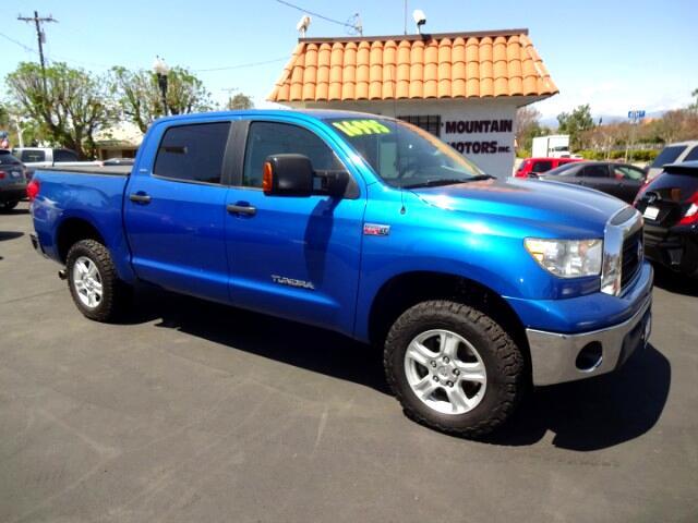 2007 Toyota Tundra SR5 CrewMax 6AT 2WD