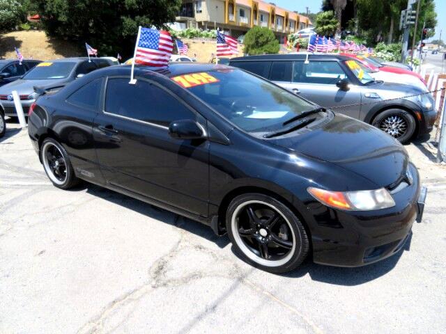2006 Honda Civic Si 6-Spd