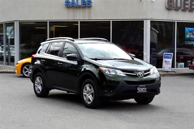 2013 Toyota RAV4 HAS TO BE DRIVEN BY YOU TODAY - COME FALL IN LOVE WITH REDUCED PRICING ON THIS E