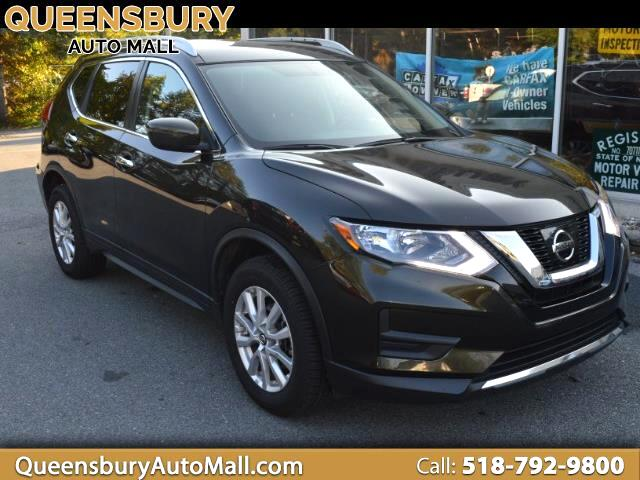 2017 Nissan Rogue REDUCED PRICING - LIKE-NEW LOW-MILED DARK GREEN RARE COLORED 2017 NISSAN ROGUE