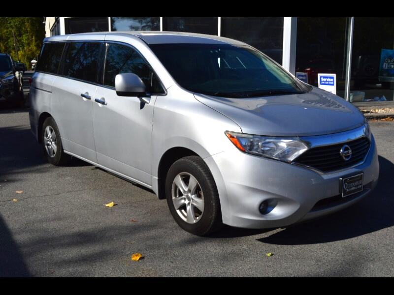 2013 Nissan Quest VERY SLEEK VERY RELIABLE CLEAN FULLY LOADED UP 2013 NISSAN QUEST MINI VAN SV W