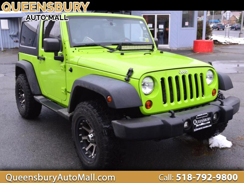 2013 Jeep Wrangler Visit Queensbury Auto Mall online at wwwqueensburyautomallcom to see more pict