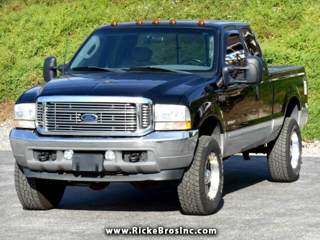 2003 Ford F-350 SD XLT SuperCab 4WD