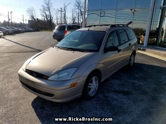 2001 Ford Focus Wagon SE