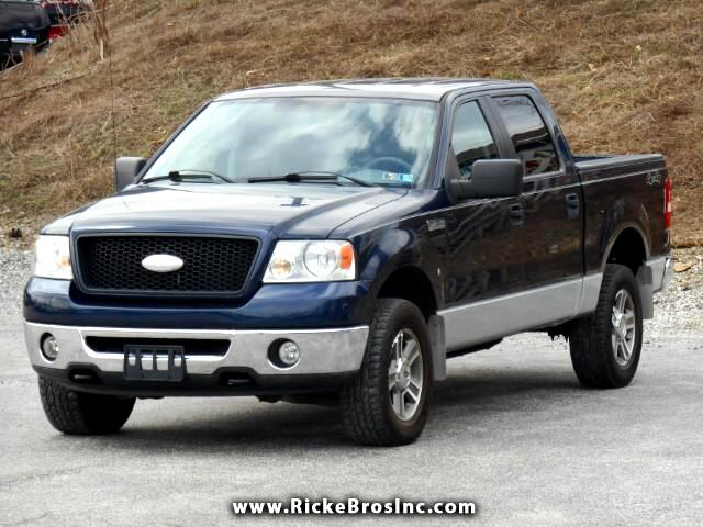 2006 Ford F-150 XLT SuperCrew 5.5-ft. Bed 4WD