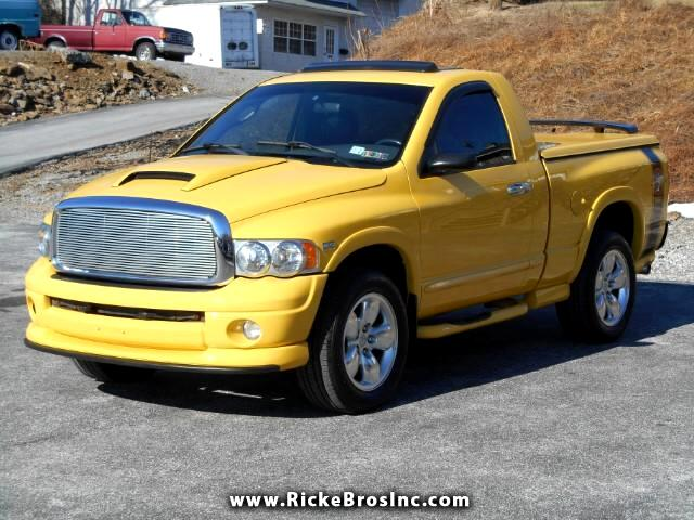 2005 Dodge Ram 1500 SLT 4WD