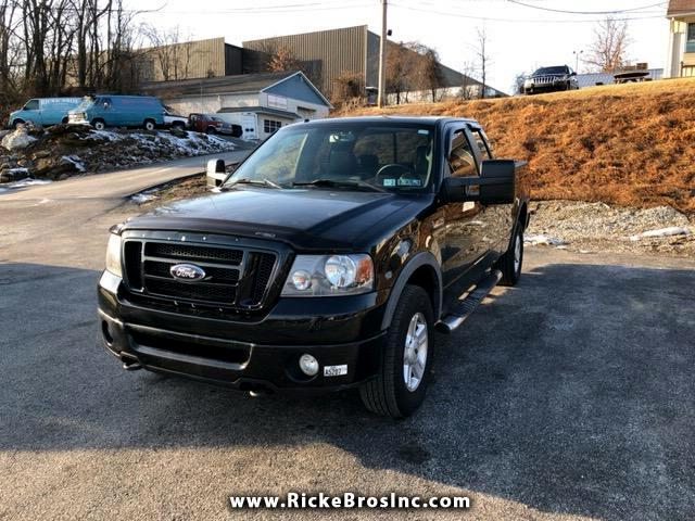 2008 Ford F-150 Lariat SuperCab Short Box 4WD
