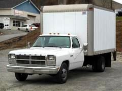 1991 Dodge D350