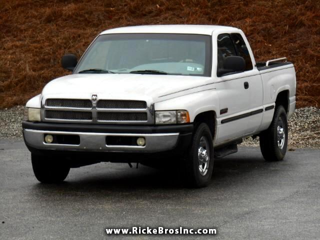 1999 Dodge Ram 2500 Quad Cab Short Bed 2WD