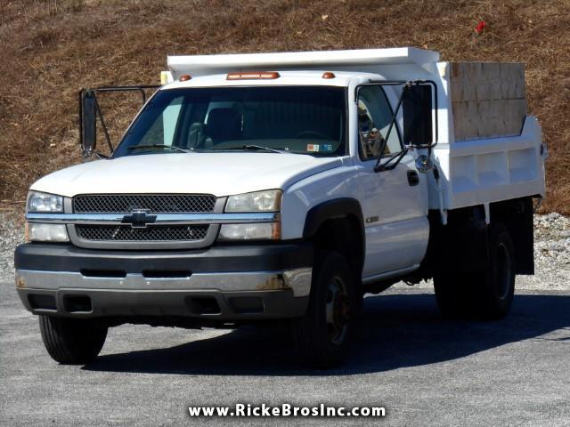 2004 Chevrolet Silverado 3500 4WD