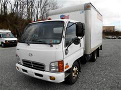 2003 Hyundai HUD 150