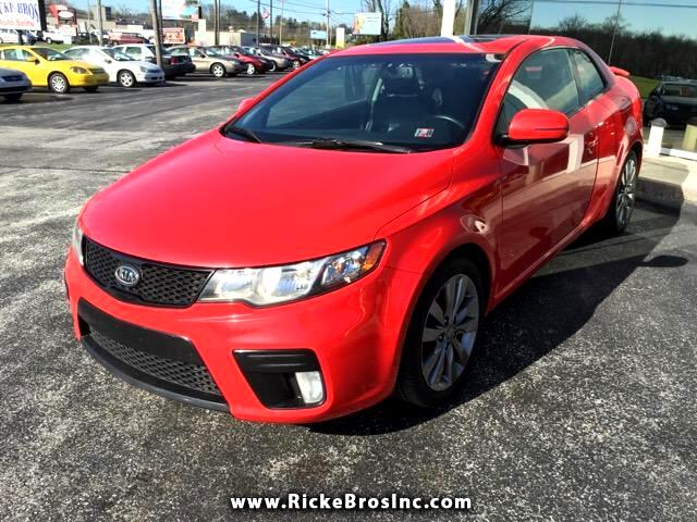 used 2012 kia forte koup sx for sale in york pa 17406. Black Bedroom Furniture Sets. Home Design Ideas