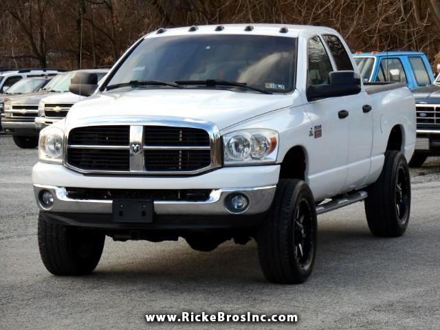 2008 Dodge Ram 2500 Quad Cab Short Bed 4WD
