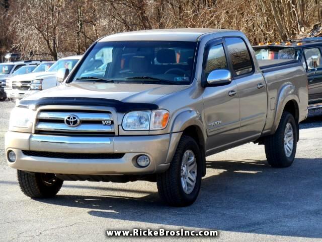 2005 Toyota Tundra SR5 Double Cab 4WD